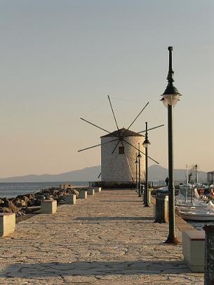 Windmill Greece- Anayennisi Aromatics